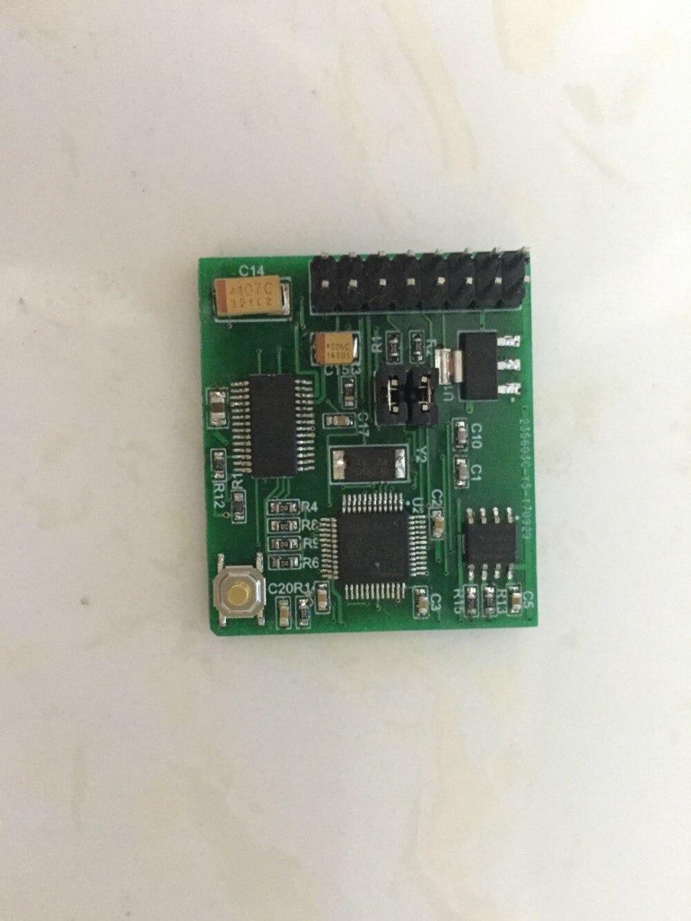 Open Source OSD Development Board Open Source Video Overlay Module STM32 MAX7456 Module