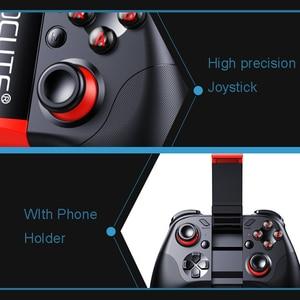 Image 4 - Mocute 054 Gamepad Pubg mobil Pubg denetleyicisi Android Joystick kablosuz VR Joypad Smartphone Tablet PC telefon akıllı TV oyun pedi