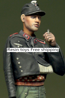 Pre order-Resina giocattoli 35182 German Panzer Crew #2 Spedizione gratuitaPre order-Resina giocattoli 35182 German Panzer Crew #2 Spedizione gratuita