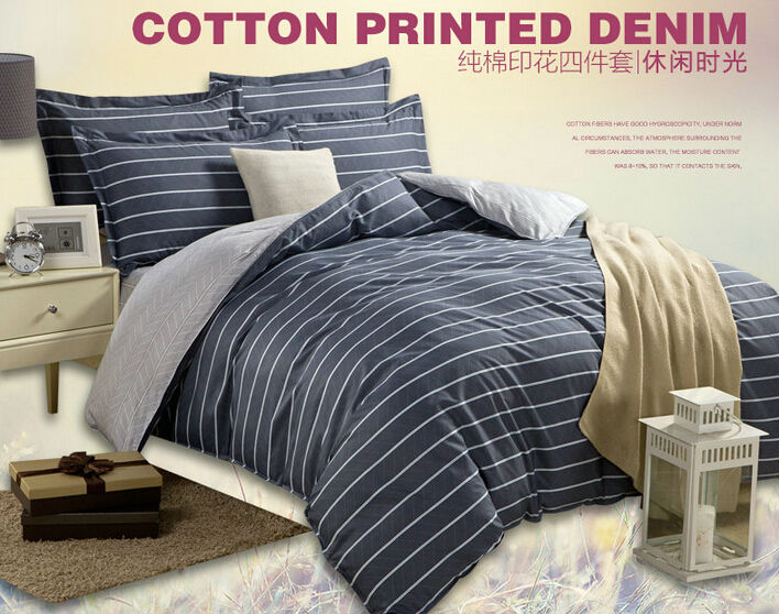KingClouds Pastora Style Sheet Sets Multicolor Abstract