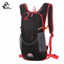 FREE KNIGHT 12L Hiking Camping Backpack Bag Waterproof Outdoor Sport Bag Rucksack With Helmet Mesh Cover