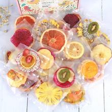 Органический Фруктовый чай ручной работы/сушеный Апельсин/Сушеный ананас/сушеные груши/сушеная питая