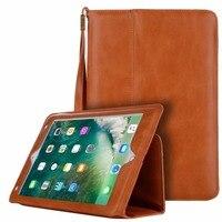 Premium PU Leather Case For IPad Pro 10 5 Business Folio Stand Pocket Hand Strap Auto