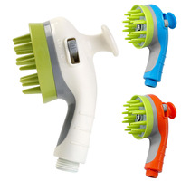 Multifunction Pets Supplies Pet Dog Cat Bathing Shower Nozzle Spray Massage Head Grooming Tool Hot Sale