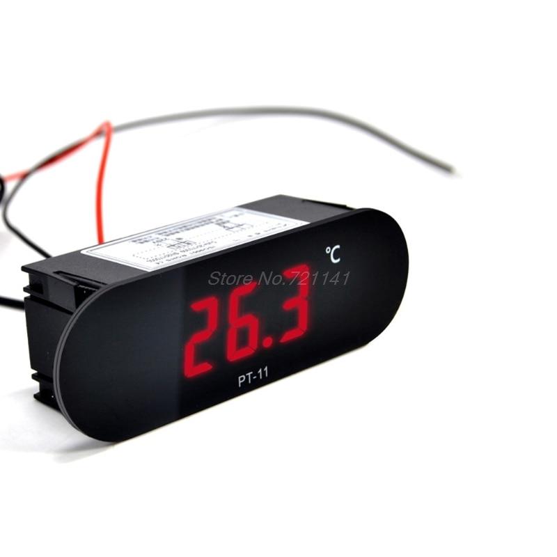 -20~300C PT-11 Digital Thermometer Temperature Meter Indicator w/ 2M NTC Sensor-20~300C PT-11 Digital Thermometer Temperature Meter Indicator w/ 2M NTC Sensor