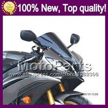 Dark Smoke Windshield For SUZUKI KATANA GSXF600 GSXF 600 GSX600F GSX 600F 2003 2004 2005 2006 2007 Q79 BLK Windscreen Screen