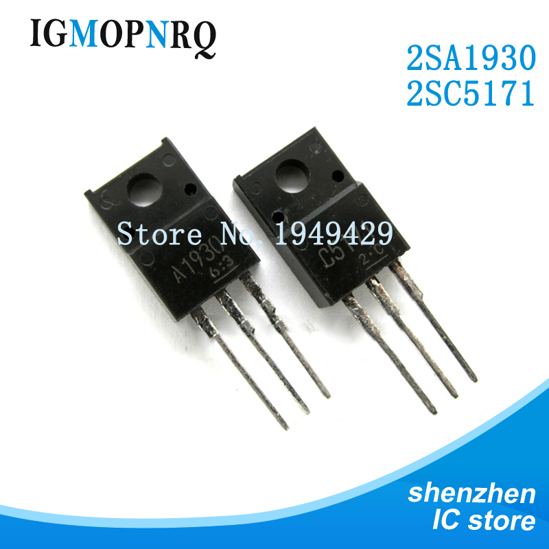 2SC5171 Transistor /'/' Image Pour Réf Seulement /'/' GB Compagnie