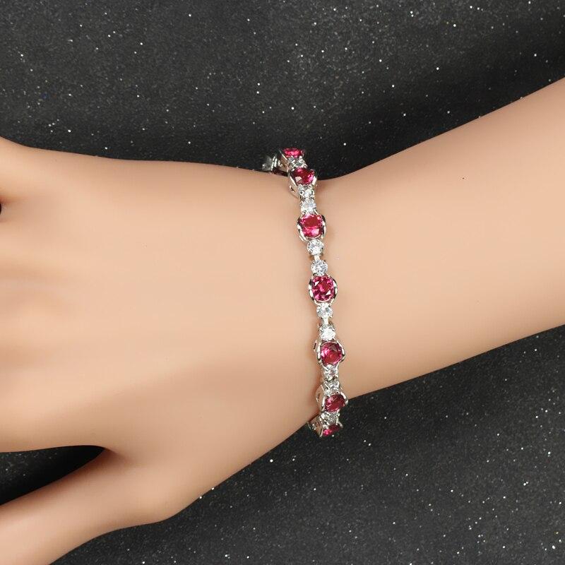 Wedding Red Bracelets