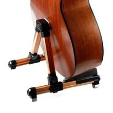 BATESMUSIC Giá Treo Guitar Đa Năng Gấp Gọn Một Khung Sử Dụng Cho Đàn Acoustic Guitar Điện Guitar Tầng Đế Đứng