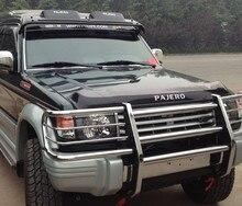 Высокое качество ПВХ-частная гравий остановка 1 шт. для Mitsubishi Pajero V31 V32 V33