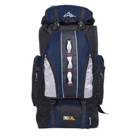 Outdoor Sports Backpack 100L Large Capacity Men Travel Bag Hiking Camping Climbing Fishing Bags Women waterproof Backpacks