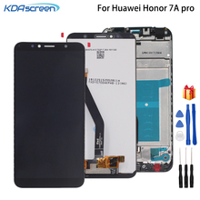 Original For Huawei Honor 7A pro LCD Display Touch Screen For Huawei Honor 7A pro AUM-L29 Aum-L41 Screen LCD Display With Frame jonsnow for huawei honor 7c 5 7 aum l41 tempered glass lcd screen protector for honor 10 9 8 7a 7c pro aum l29 protective film