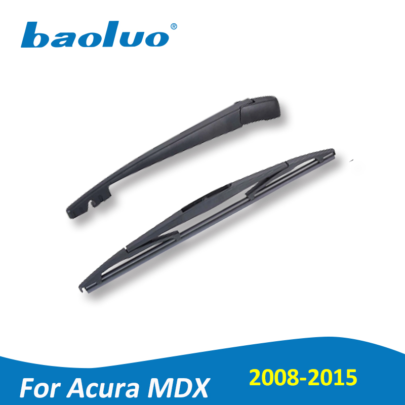 BAOLUO 14'' Rear Wiper Blade And Wiper Arm For Acura MDX