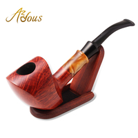 New Arrival Adous Handmade High End Hera Briar Smoking Pipe Tobacco Smoking Pipe Tobacco Accessories Father