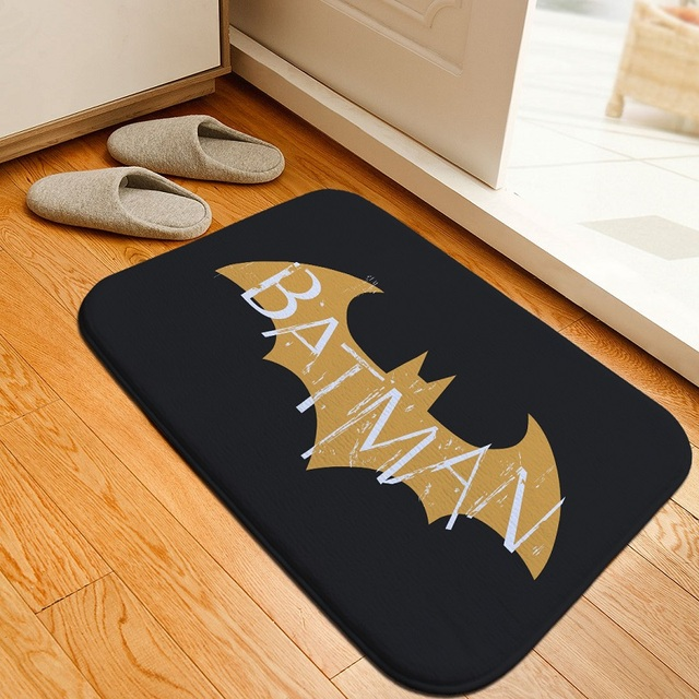 Batman Bath Mat