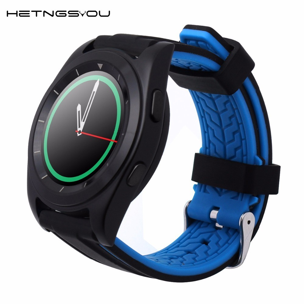 HETNGSYOU Anti-lost Bluetooth Smart Watch Heart Rate Fitness Tracker Wearable Devices Ultra Thin Watches For Men Women Relogio curren smart phone watch men watch heart rate step counter stopwatch ultra thin bluetooth wearable devices sport for ios android