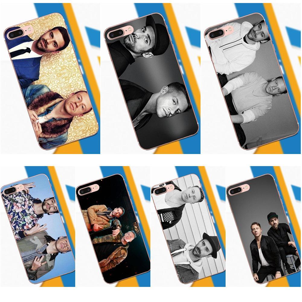 For Xiaomi Mi3 Mi4 Mi4C Mi4i Mi5 Mi 5S 5X 6 6X 8 SE A1 Max Mix 2 Note 3 4 Soft TPU Fashion Macklemore And Ryan Lewis Print