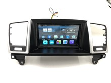 2 + 32G автомобиль плеер для Mercedes Benz ML350 Android 6,0 4 ядра 7 дюймовый стерео Мультимедиа Системы gps навигации