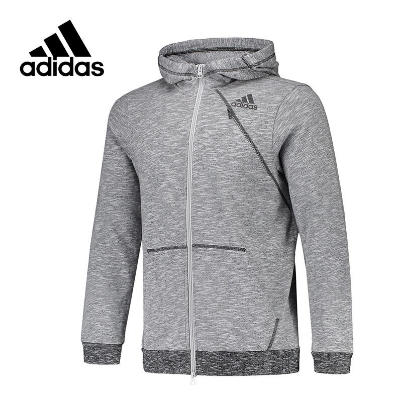 Original New Arrival Official Adidas Cross-Up FZ Men's Jacket Hooded Sportswear S96168 adidas new arrival 2017 original originals torsion fz men s jacket hooded sportswear bq3098 bq3099