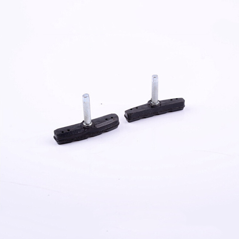 2PCS 70mm Bicycle Brake Pads Shoes V-brake For Mountain Bike VBrake MTB Cycling