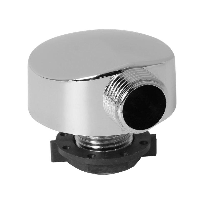 Chromed Plastic Shower Connector Bathtub Shower Cabin Room Accessories Parts -KB
