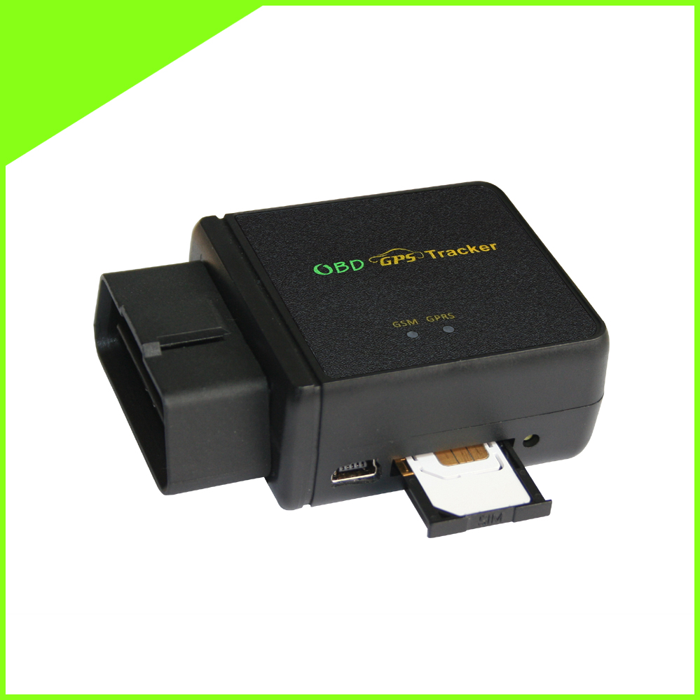 OBDII GPS Tracker WCDMA 4G CCTR-830G-4G bricolage aucune Installation avec l'application IOS et Android