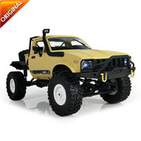 Newest WPL C14 1 16 RC Truck 1 16 Hynix 2 4G Mini Off Road Remote