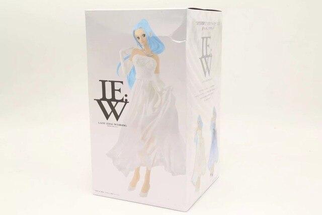 Аниме фигурка Нефертари в свадебном платье Ван Пис 22 см 3