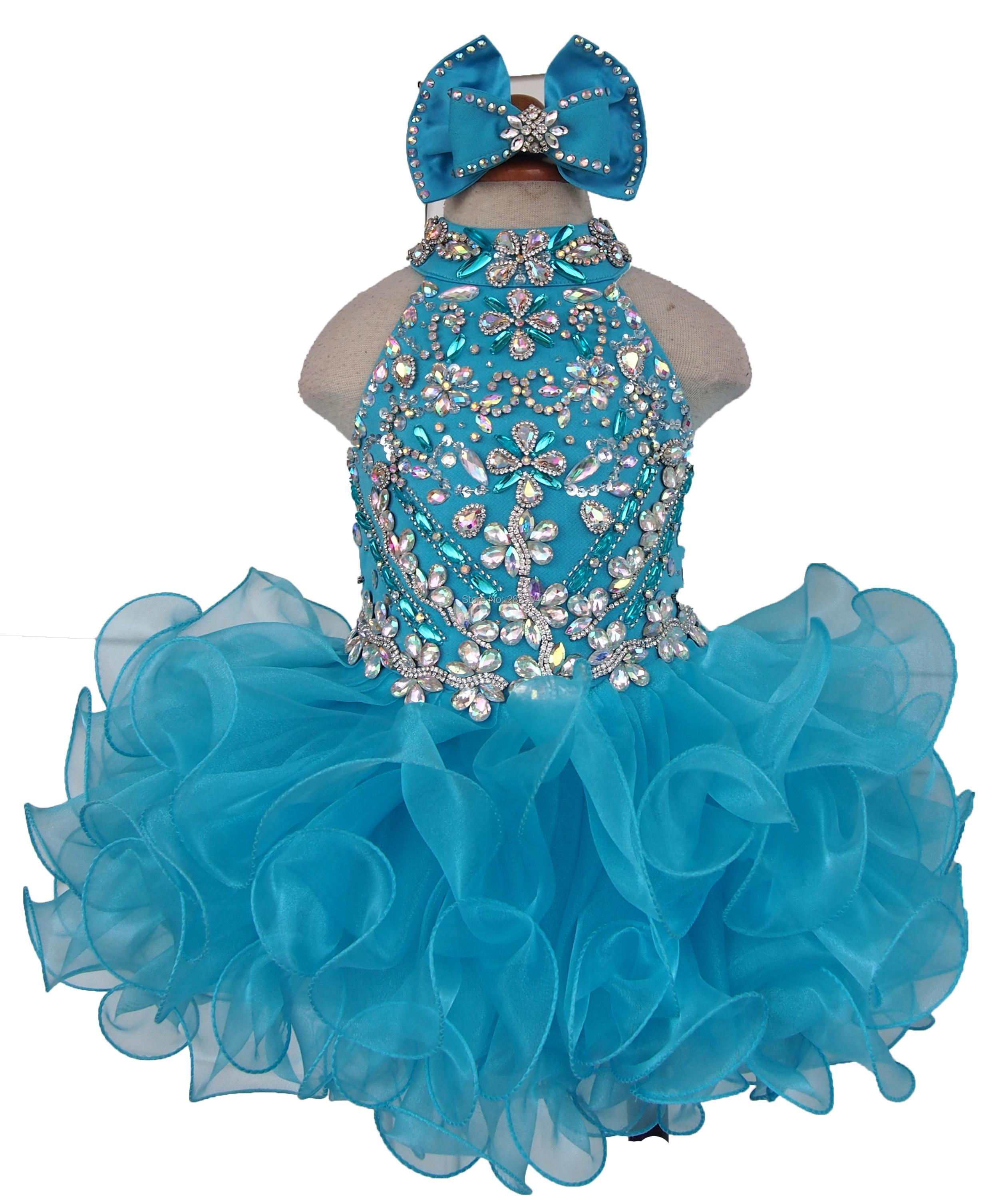 baby  and toddler girl clothes  girl dresses  flower girl dresses girl party dresses1T-6T G284-5 glitz baby and toddler girl formal dress girl party dresses girl brand clothes and 1t 6t g284 2