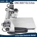 Russa fiscal-frete grátis CNC 3020 T-DJ router madeira máquina de gravura de perfuração pcb, ferramenta de corte, fresagem mahine