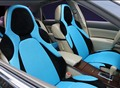 Personality style car seat cover cushion 5 seats covers for 1 set sports simple style car seat cover High-end and classy