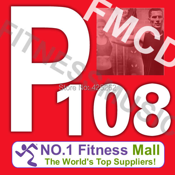 Hot Sale Free Shipping FMCD 2018 11 Q4 Course BP 108 Aerobic Barbell Weight BP108 Boxed