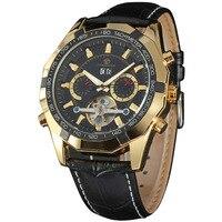 High Quality Forsinning Tourbillon Men Watches Top Brand Luxury Waterproof Watches Men Automatic Mechanical Wrist Watches