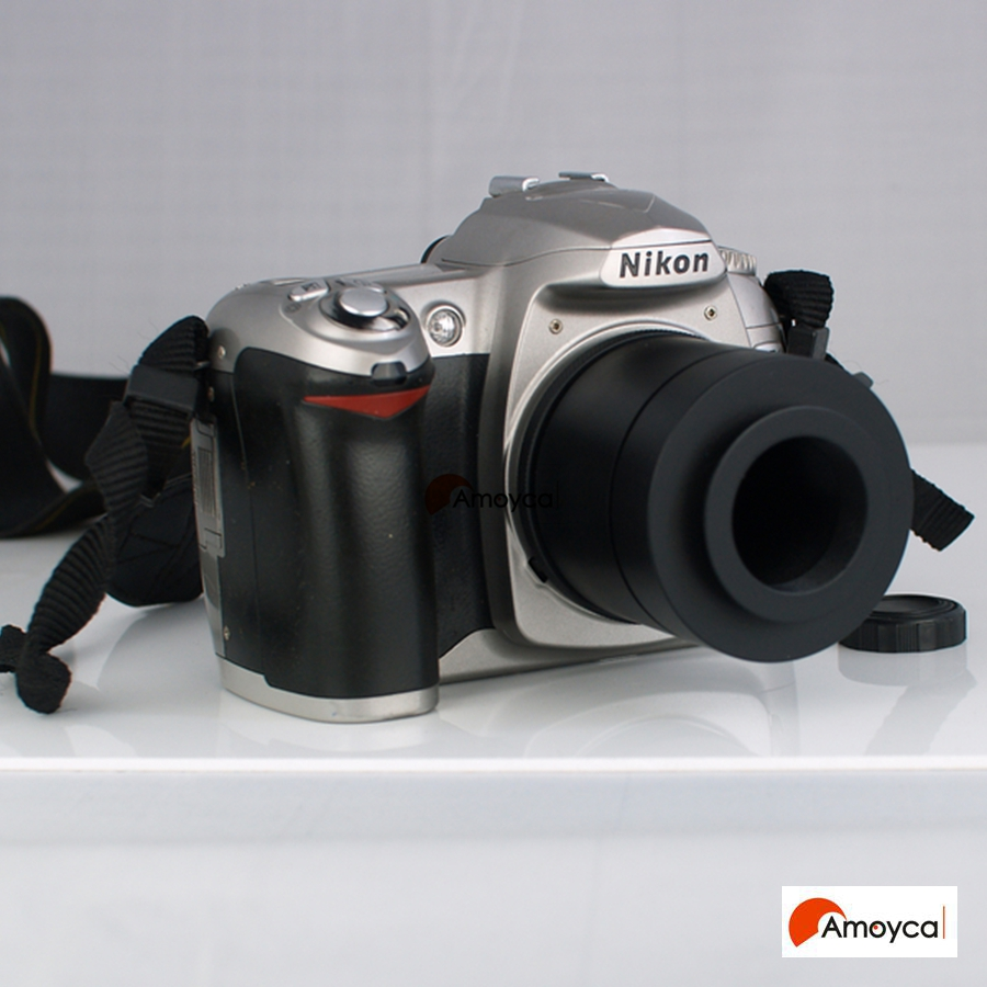 Adaptateur appareil photo reflex/DSLR Nikon pour Microscope Olympus BX41 BX51 MX 51 CX F port vers port trioculaire OlympusAdaptateur appareil photo reflex/DSLR Nikon pour Microscope Olympus BX41 BX51 MX 51 CX F port vers port trioculaire Olympus