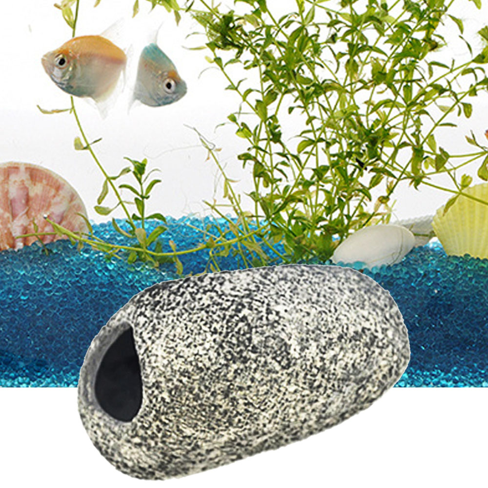 Aquarium fish tank cyprus - Aquarium Fish Tank Ornament Cichlids Hiding Rocks Stone Cave Fish Tank Landscape Decoration China