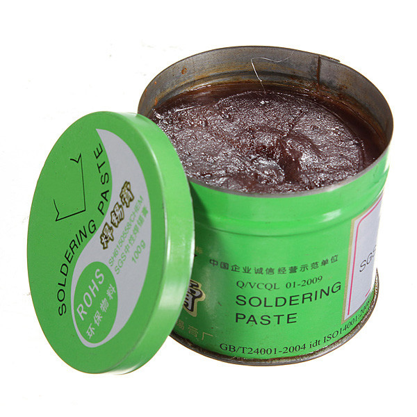 2016 Hot Sale Soldering Repair Solder Paste Cream Welding Paste Flux Grease Gel RoHS Industry & Business Tool Tools