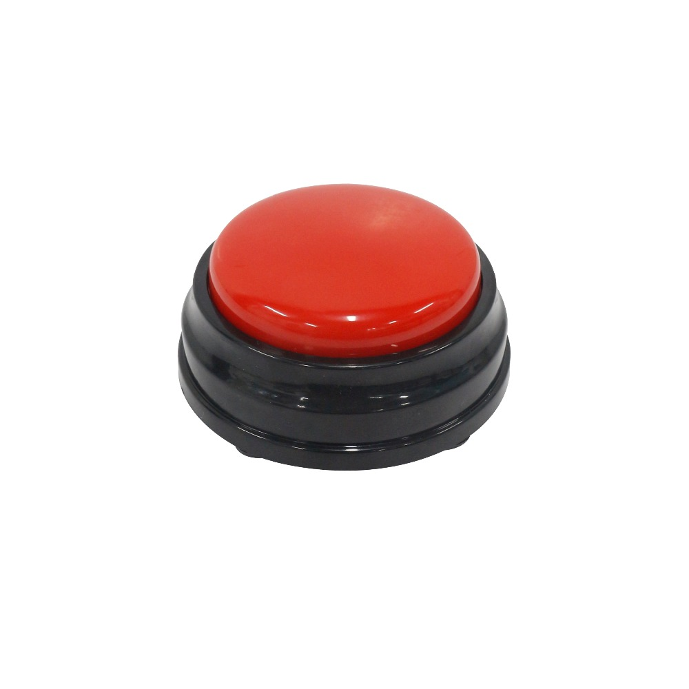 Press Recording Button Buzzer Sound Button Can Record 30s Sound Or Music M10
