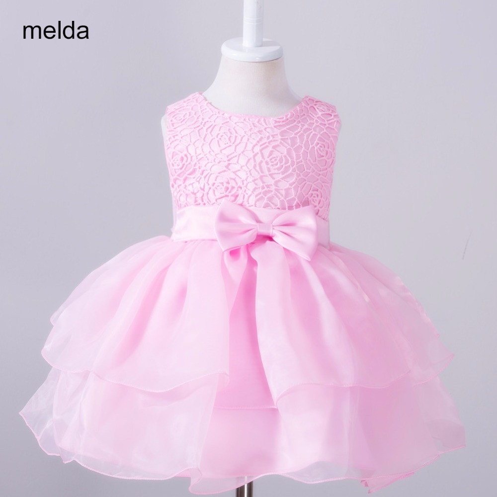 74759aa6a6b6 1st Birthday Party Dress For Baby Girl