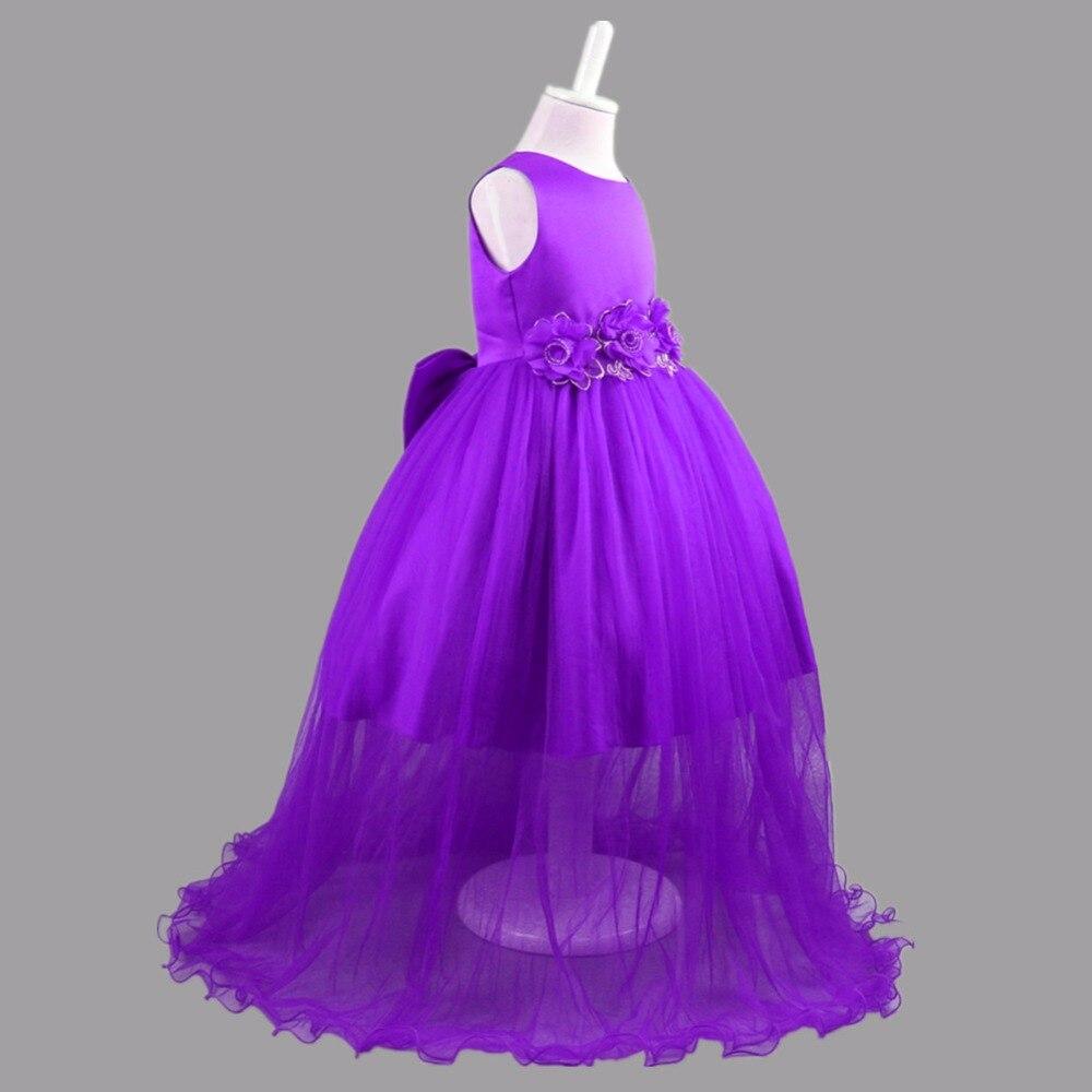 Tienda Online Flor Niñas princesa Pageant vestido formal partido ...