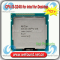 Original for Intel Core i3 3240 Processor 3.4GHz /3MB Cache/Dual Core /Socket LGA 1155 / Qual Core /Desktop I3-3240 CPU
