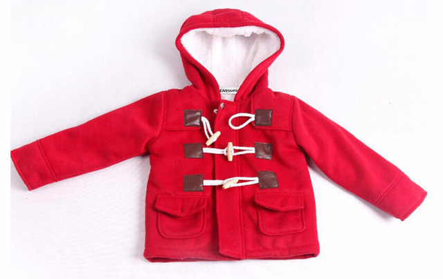 Wool Winter Jacket For Kids Best Selling Item 3