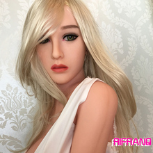 Rifrano 148cm full body silicone sex doll with skeleton, artificial vagina doll real pussy anal oral sex, male sex toys dolls