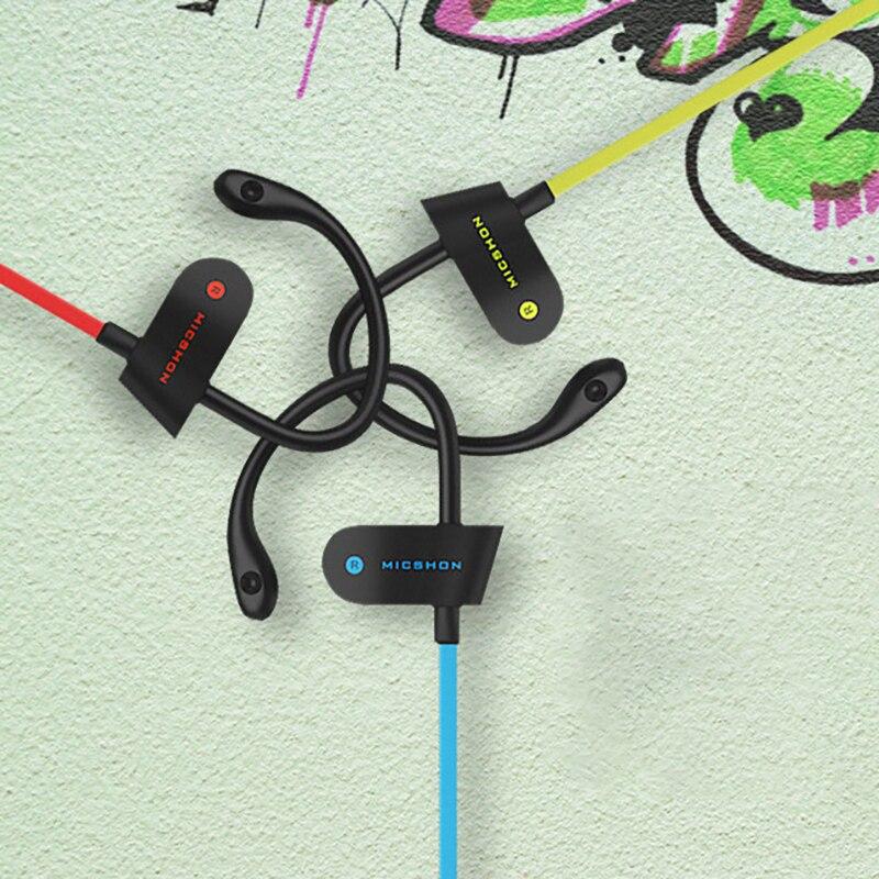 Popular Brand Sports Ear Hook Headphones Bluetooth Music Hifi Earphone Super Light Comfortable Headsets With Line Control Consumer Electronics Earphones & Headphones