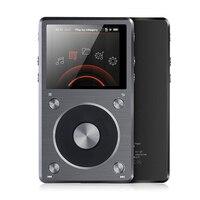 FiiO X5 2 го Поколения Привет Разрешением Музыкальный Плеер, 192 К/64BIT, DSD Встроенная Поддержка, высокая Выходная Мощность, FiiO Mp3 плеер X5II, MP3 X5
