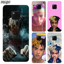 TPU Silicone Phone Back Cases For Huawei Mate 20X 20 10 9 Pro 8 7 Shell Hull Heart Bumper Cover XXXTENTACION