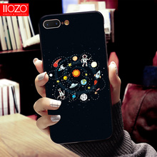 Space Silicone Cases for your iPhone