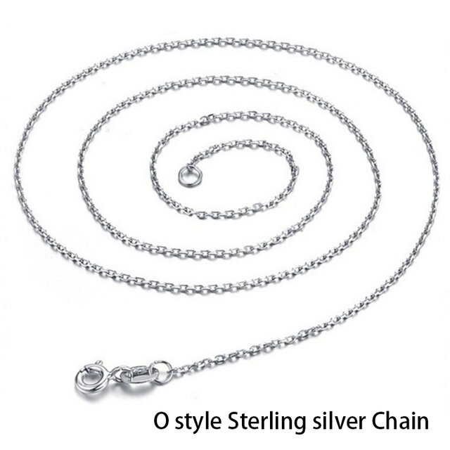 Sinya Jewelry DIY Finding 925 sterling silver extended chains 4.7cm 6cm necklace bracelet chain extender with tag Hot sale