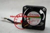 Новые Оригинальные SUNON MC20100V1-D010-G99 20*20*10 мм 5 В 1.01 Вт 20*20*10 мм 2 см Тахометр сигнала микро вентилятор