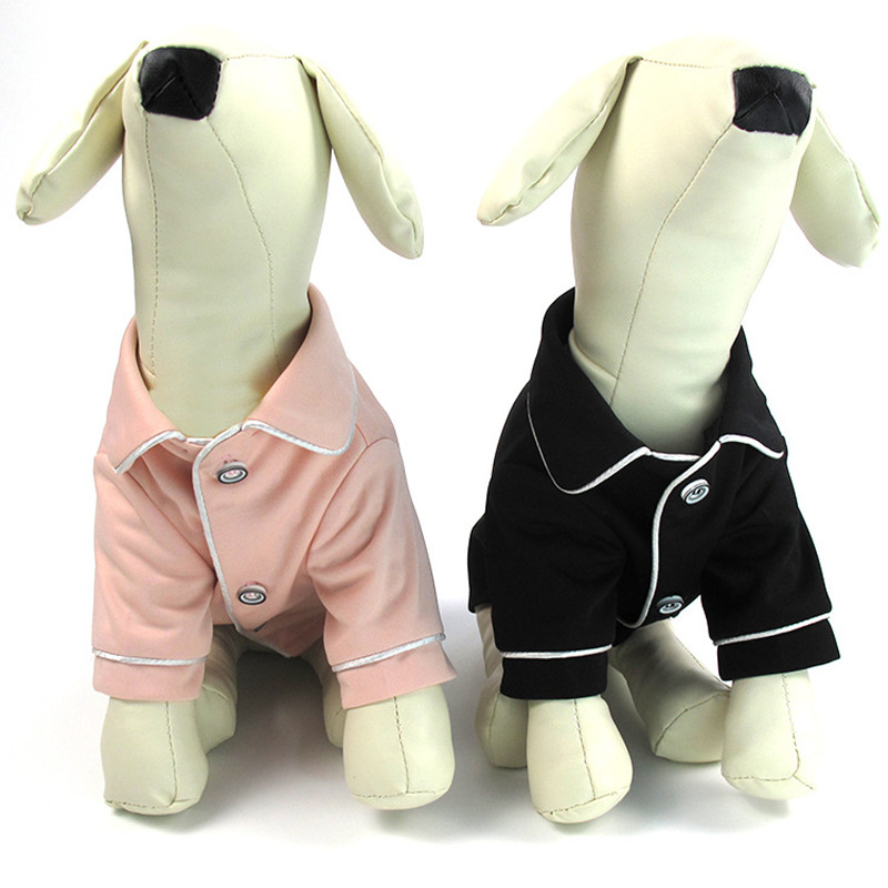 Pet Pajamas ! Dog Jumpsuits Clothes For For Dogs Couple Dog Clothes Hot Sale
