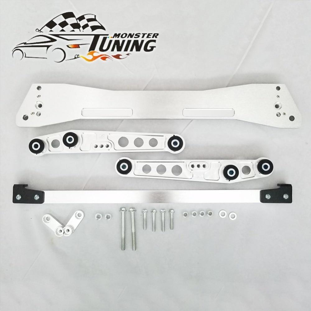 Tuning Monster Rear Subframe EG 92 95 For Honda Civic Lower Control Arms LCA EG Lower